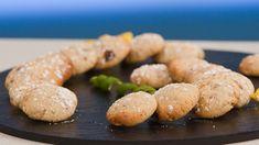 Cómo preparar Galletas con nueces y piñones - RTVE.es