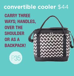 Convertible Cooler. Page 35 http://initials-inc.com/