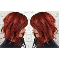 Copper Red - FRANGIPANI HAIR STUDIO JACKSONVILLE BEACH FL @frangipanihairstudio