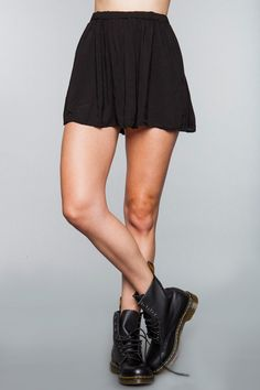 Brandy Melville Slyvia Skirt!! Got one like this from Pac Sun c;