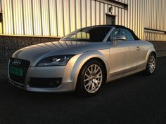 Audi TT Roadster - my car