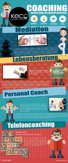 Besuchen Sie http://www.keco.de/ dort erhalten Sie weitere Informationen über Telefoncoaching. Telefoncoaching konzentriert sich ausschließlich auf einem Client-Stimme, die ist extrem leistungsfähig und sollte nie unterschätzt werden. Als Profi, kann der Coach seinen Kunden direkt Fragen und auf einer höheren Ebene ansprechen, die über das Telefon schneller erreicht werden kann, als per Email oder Chat.