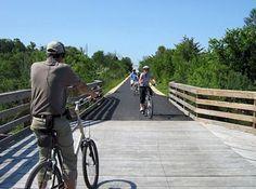 Eisenbahn Trail for geocaching in West Bend!