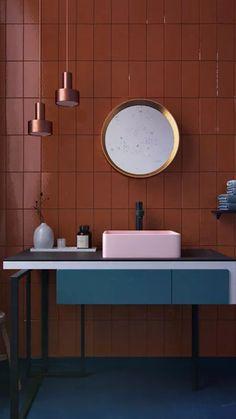 Beste Badezimmer Fliesen Ideen Best Bathroom Tile Ideas Top 6 bathrooms Shower beautiful bathrooms Modern Bathrooms That Modern Bathroom Tile, Boho Bathroom, Bathroom Floor Tiles, Bathroom Toilets, Minimalist Bathroom, Bathroom Interior Design, Shower Tiles, Tile Floor, Bathroom Ideas
