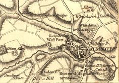 #Cotswolds #Map