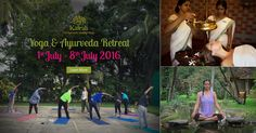 Yoga and Ayurveda Retreats at Kairali-the Ayurvedic Healing Village to boost your energy levels and improve your health in vacations at the perfect destination. Ayurvedic Healing, Ayurveda, July 1, 8 Days, Energy Level, Improve Yourself, India, Yoga, Thoughts