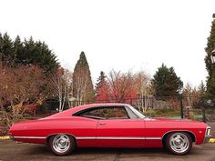 1967 Chevrolet Impala for sale near Eugene, Oregon 97403 - Autotrader Classics