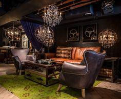 Timothy Oulton - Gough st. gallery Hong Kong