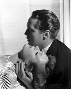 Joan Crawford and Franchot Tone by Vintage-Stars, via Flickr