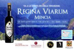 Cartel para publicitar la entrada de Regina Viarum... esta referencia ha triunfado poco a poco en Pamplona.