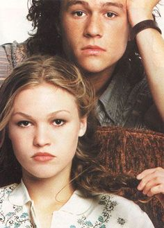 10 things I Hate About You-I watched this movie at least once a week in high school.