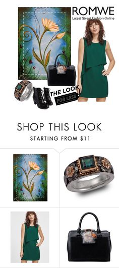 """Romwe"" by loveliest-back ❤ liked on Polyvore featuring Emma Chapman"