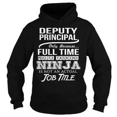 Awesome Tee For Deputy Principal T Shirts, Hoodie. Shopping Online Now ==►…