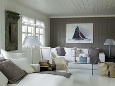 Arquiteto e designer de interiores Geir e Elin Fossland