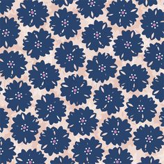 Rosie Simons Graphic and Surface Design: A-Z Flowers - B is for..