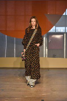 Ganni Copenhagen Spring 2018 Fashion Show Collection