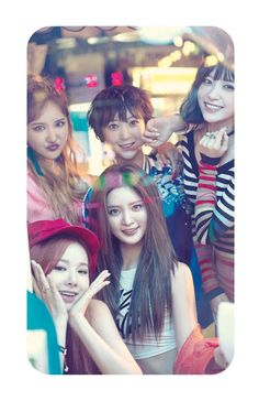 """EXID The 1st Studio Album 'Street'"