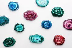 DIY: Agate Cookies – Alana Jones-Mann