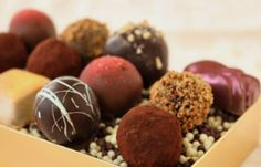 Chocolate Truffle Recipes #dessert #sweettreats #partyideas #kidslove
