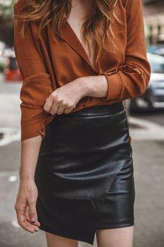 100 Badass Leather Clothes For Women Badass Lederbekleidung für Damen Badass Women Fashion, Androgynous Fashion Women, Iranian Women Fashion, Short Women Fashion, Womens Fashion, Ladies Fashion, Edgy Outfits, Classy Outfits, Fashion Outfits