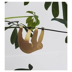 Back in the studio after a great few days @topdrawerlondon where the little plant animals were getting a lot of attention. We've already started on designing more creatures to join the plant gang so let us know if you have any requests! This lovely sloth pic is from @myplanthome . . . #plantsmakepeoplehappy #urbanjungle #sloth #plantgang #plantanimals #planthoarder #houseplantclub #plantsofinstagram #plantlover #slothsquad #slothlove #anotherstudio