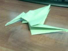 DIY Origami DIY Crafts  DIY Fold a Hummingbird