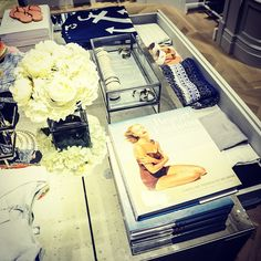 Two new additions to our stores - coffee table books and jewelry!