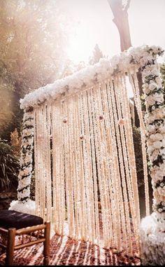 Wedding Backdrop Design, Desi Wedding Decor, Engagement Decorations, Outdoor Wedding Decorations, Wedding Ideas, Asian Wedding Dress, Asian Bridal Dresses, Pakistani Wedding Stage, Pakistani Wedding Dresses