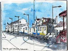Grândola   Urban Sketchers