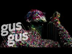 GusGus - Mexico (Official Video)... Directed and Created by karlssonwilker inc. and Alex Czetwertynski