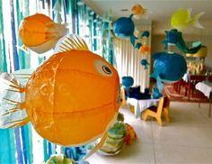 Tema - mar... em: http://www.clipzine.me/u/zine/14182283791377058108/Under-the-Sea-Theme-Party/3