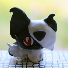 Mega Absol Pokemon Littlest Pet Shop custom