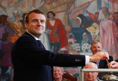 Presiden Macron: Prancis Tak Berkompromi Dalam Perangi Terorisme