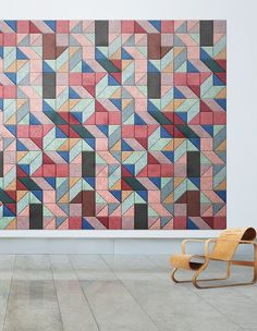 The Stockholm based Studio,@Formuswithlove   has designed a new range of #acoustic panels for Baux