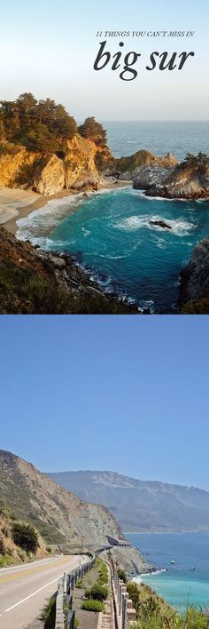 11 Things You Can't Miss in Big Sur California #Monterey // localadventurer.com