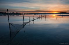 Alba lago di Varano by Leonardo Martino on 500px