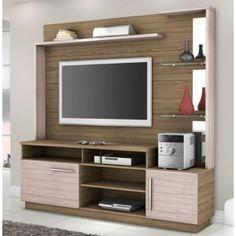 """Home Fenix 1,82m - Móveis Bechara Suporta Tvs de 52"""" -1 Gaveta -1 Porta Disponibilidade: Em estoque R$739,90  ou 10x de R$73,99 ou R$665,91 no Boleto ou Bankline (10% desconto)"""