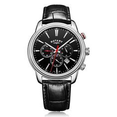 Rotary Monaco Mens Chronograph Watch with Black Strap Tag Heuer, Gents Watches, Sport Watches, Best Watches For Men, Cool Watches, Monaco, Rotary Watches, Apple Watch Wristbands, Skeleton Watches