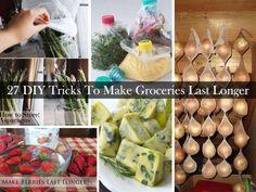 handige bewaartips voor groenten, fruit en kruiden