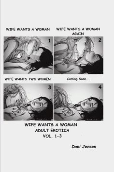 Wife Wants a Woman Volumes 1-3