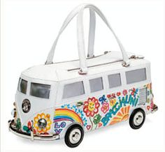 sunflowers minibus bag by Braccialini
