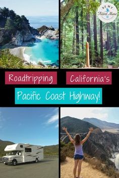 California PCH road trip itinerary