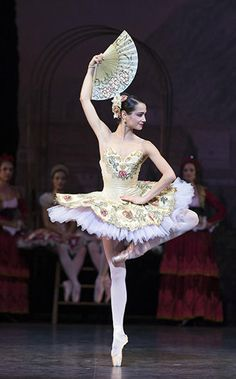 One of my biggest dreams to is to be a ballerina.im so inspired i will never give up on my dream.
