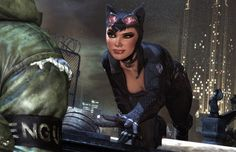 Catwoman doesn't play well with others