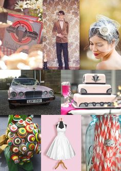 Retro Weddings - Moody Monday - The Wedding Community Blog