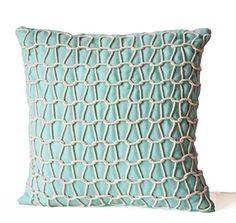 Decorative Teal Pillow Case -Handcrafted Linen Pillow Cov... https://www.amazon.com/dp/B01414Q7LG/ref=cm_sw_r_pi_dp_E-NxxbTW6BR4C