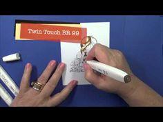 MarkerPOP Blog ShinHan Twin Touch Combo for Brunette Hair - MarkerPOP Blog