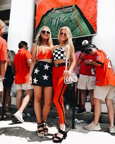 College outfits, college fun ve college game days. College Games, College Game Days, College Fun, College Parties, College Style, College Life, Day Party Outfits, Summer Outfits, Cute Outfits