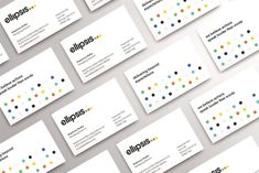 Ellipsis | Beehive Green Design Studio | Logo and Branding Design, WGC, Hertfordshire
