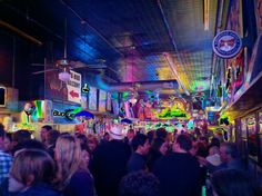 Roberts Western World, Nashville - probably the best bar in Nashville